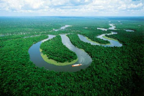 Amazon River [Img: LandReport.com]